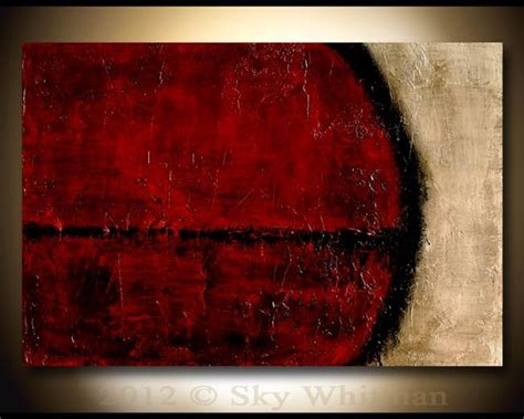 Shedded Blood by Harvest By Juli Cady From Abstract Geometric