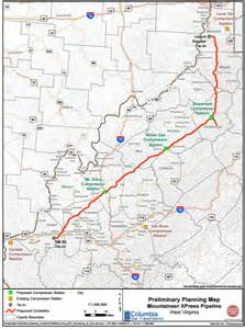 ferc delays eis for mountaineer xpress gulf xpress