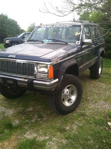 mail jeep lifted find used 1992 jeep lifted low in