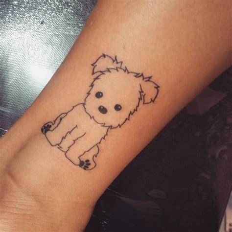 tatuajes de perros en blanco y negro que te inspirar 225 n