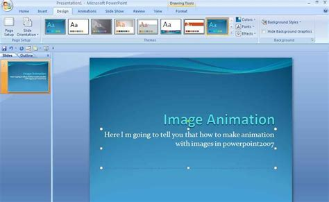 kumpulan themes powerpoint 2007 kumpulan animasi teks dan gambar powerpoint 2007 blog