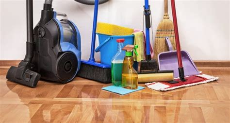 how to prepare yourself for a home cleaning service