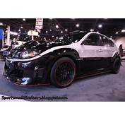 Fast And The Furious 4 Subaru WRX STi  Sport Cars