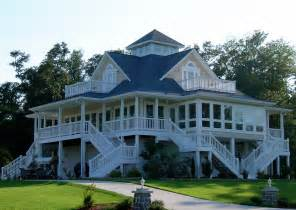 Wrap Around Porch Home Plans by Southern Cottages House Plans April 2010