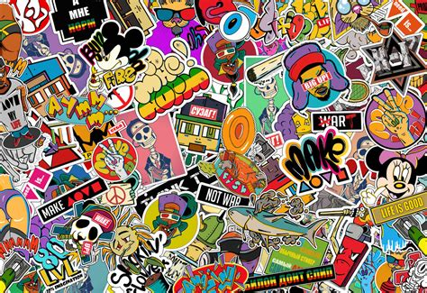 wallpaper stickers image gallery sticker collage