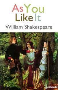 as you like it william shakespeare feedbooks
