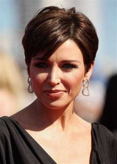 short pixie haircut styles for overweight women short hair styles for fat women