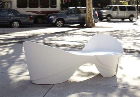corian bench philadelphia s corian bench inventions contemporist