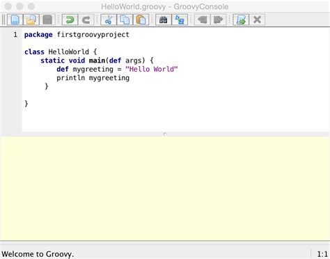 groovy console coding for humans any fool can write code that a