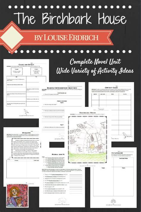 The Birchbark House Lesson Plans 1000 Images About Fabulous Fourth Grade On