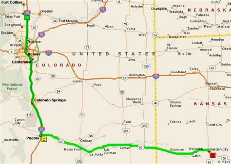 Directions To Garden City Kansas by Day 29