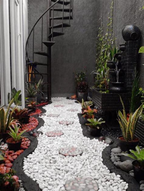 desain taman  rumah minimalis  cantik