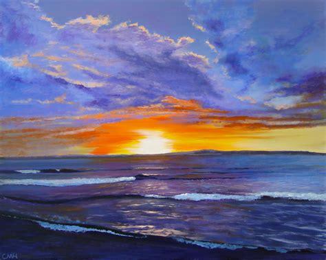 acrylic paint sunset sunset painting acrylic www imgkid the image kid