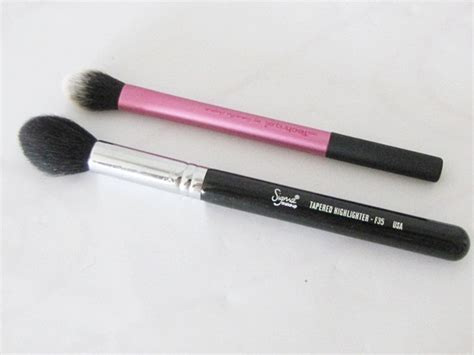 Real Techniques Setting Brushhighlight Brush real techniques setting brush review