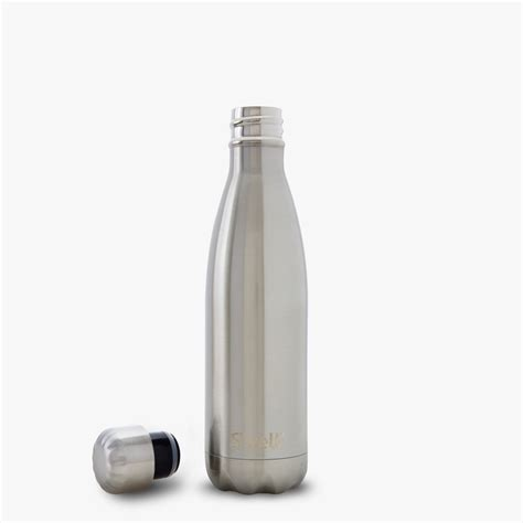 swell bottles s well 174 official s well bottle silver stainless steel