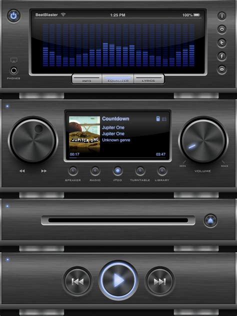 Home Design App Ipad Review by Beatblaster Review Turn Your Ipad Into A Hi Fi System