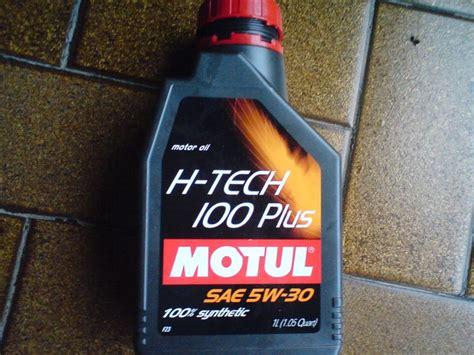 Oli Motul Hi Tech Plus Sae 5w 30 Api Sn みんカラ motul h tech 100 plus 5w 30 cr v by ryuuto