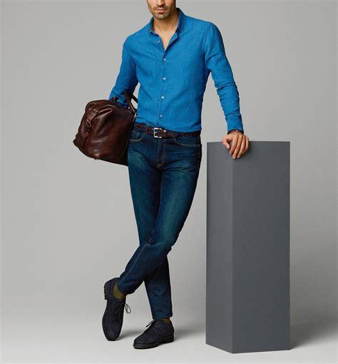 imagenes moda invierno 2015 hombre moda pantalones y jeans vaqueros hombre otono invierno