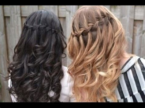 peinados de moda   hairstyles 2017 youtube