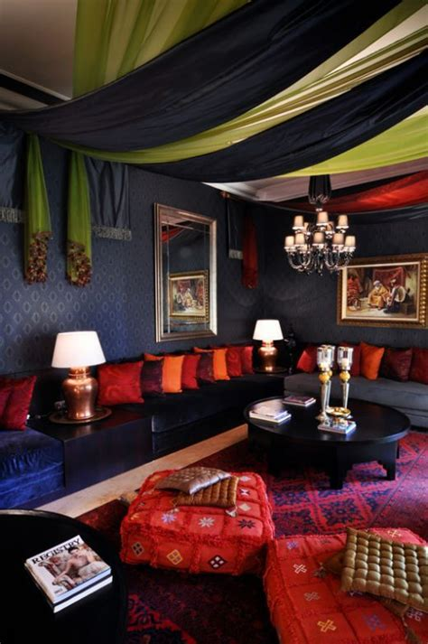 Meaning Of Living Room In Indonesia Moroccan Inspired House In Modern Interior Architecture