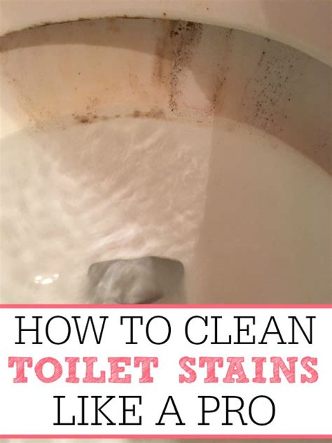 how to clean old bathtub stains how to clean toilet stains like a pro frugally blonde