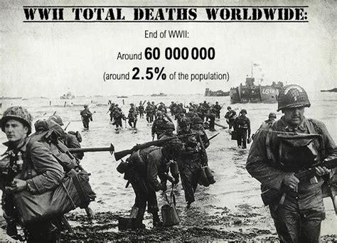 when did s day start casualties of world war ii