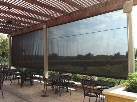 retractable screens and window walls