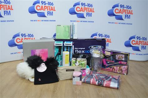 Win A 800 Vip Goodie Bag by Win An Exclusive Jingle Bell 2016 Artist Gift Bag