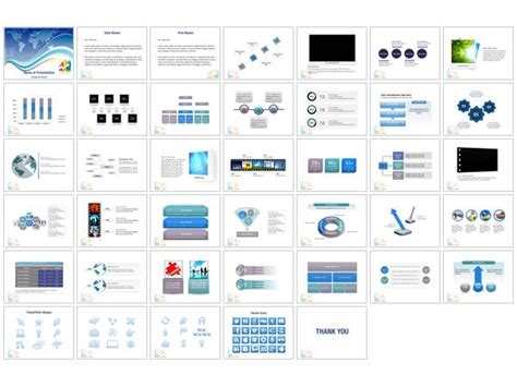 Global Interactive Links Powerpoint Templates Global Interactive Powerpoint Presentation Templates