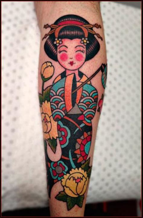 tattoo geisha arm arm geisha tattoo von chapel tattoo