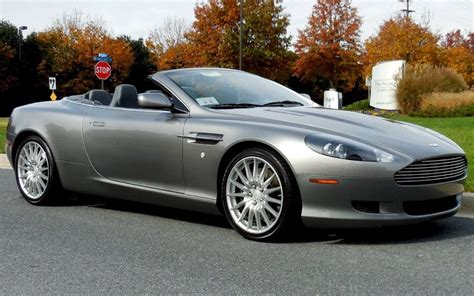 old car manuals online 2006 aston martin db9 volante on board diagnostic system 2006 aston martin db9 2006 aston martin db9 for sale to purchase or buy classic cars for