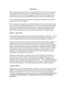 Palanca Letter Samples   Best Letter Sample