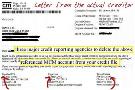 Midland Credit Management Letter Related Keywords Suggestions For Midland Credit