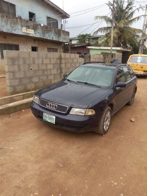 used audi a4 wagon used audi a4 wagon b auto ltd autos nigeria