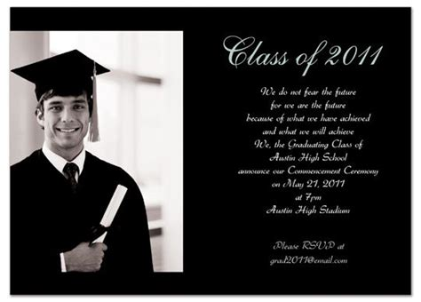 17 Best Images About Graduation Invite On Pinterest Silver Plate Photo Banner And Graduation High School Graduation Invitation Templates Free