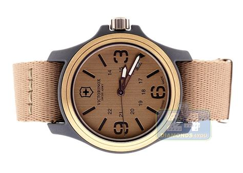Swiss Army Sa3035 Brown Original swiss army original brown mens 241516