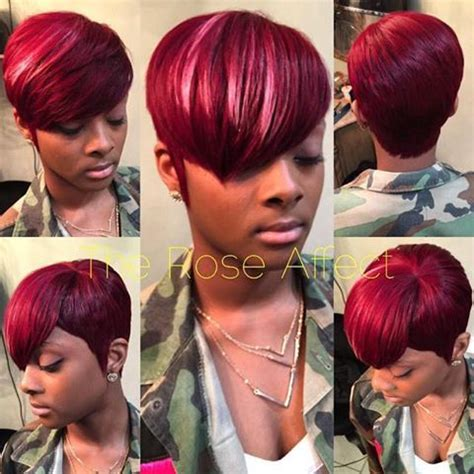 27 piece hair style short on top long in the back tutorial pi 249 di 25 fantastiche idee su 27 piece hairstyles su