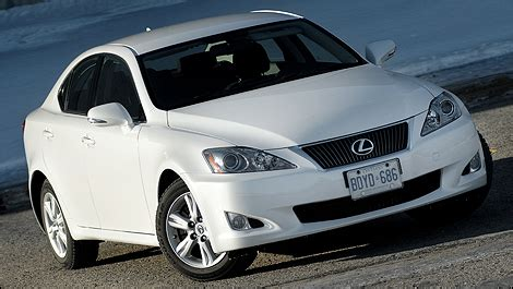 2009 lexus is 250 recalls 2009 lexus is 250 review winnipeg used cars winnipeg