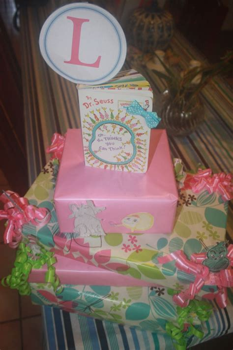 Dr Seuss Baby Shower Gifts by Baby Shower Dr Seuss It S A Gift Wrapping Ideas