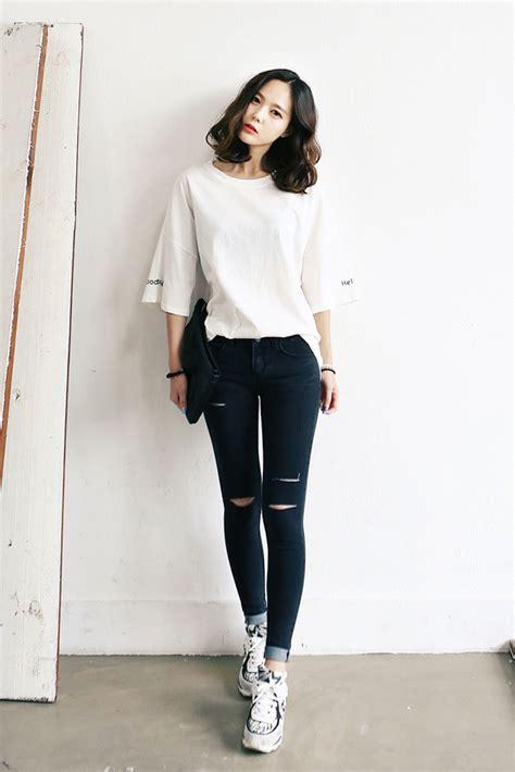 Cadigan Casual Hitam Hijau Pink Korean Style black vintage cut jean