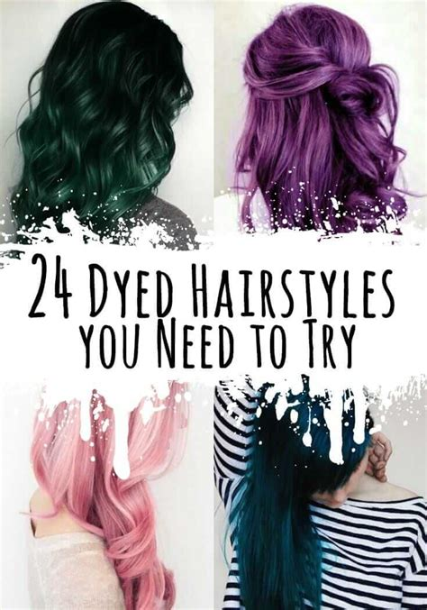 dyed hairstyles 2015 24 dyed hairstyles you need to try page 6 of 6 ninja