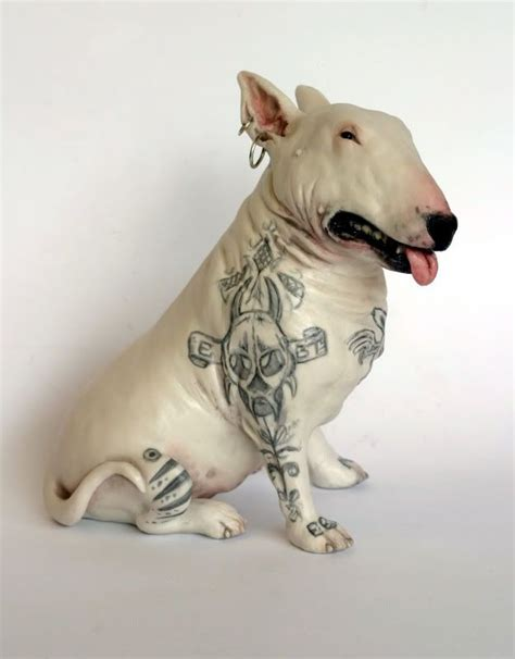 bull terrier tattoo bull terrier skull chapman things