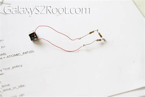usb jig resistor how to make a usb jig for your galaxy s2 galaxy s2 root