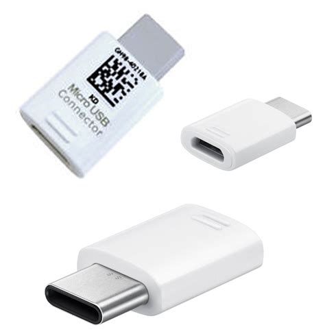 samsung mobile c genuine samsung usb type c to micro usb adapter connector