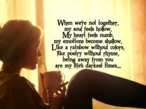 i miss you messages for husband missing you quotes for