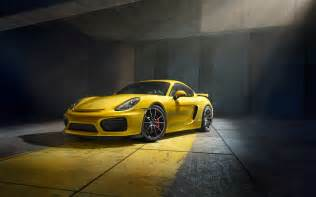 Gt4 Porsche Porsche Cayman Gt4 2015 Wallpapers Hd Wallpapers