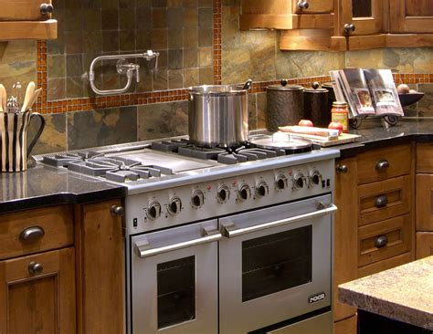 Adding An Island To An Existing Kitchen by Nxr Drgb4801lp 48 Quot Pro Style Gas Range With 6 Sealed