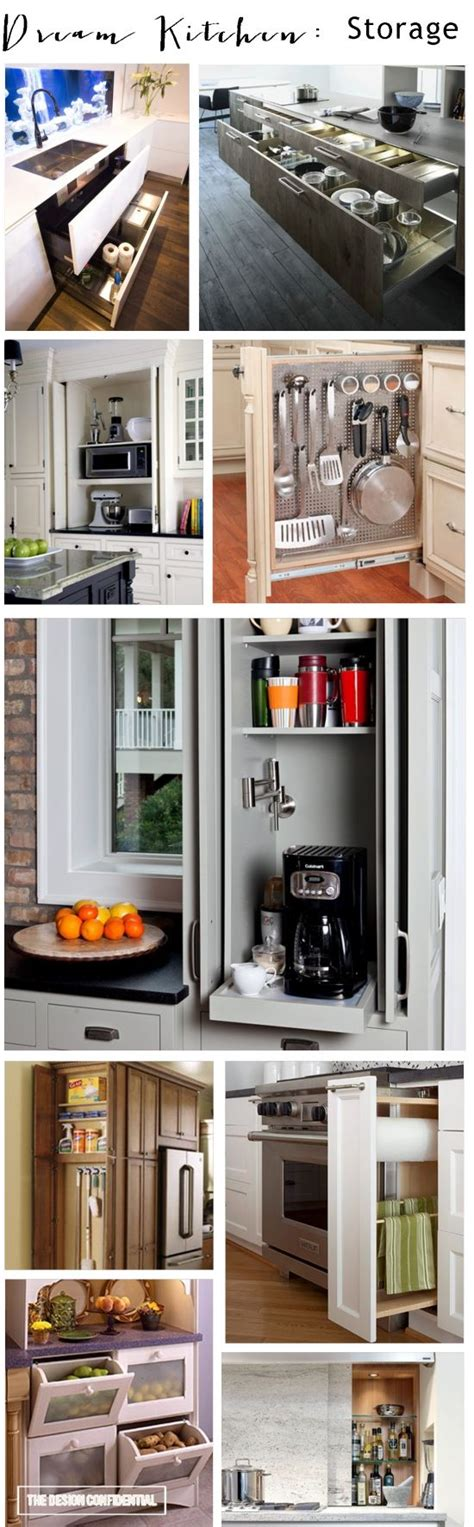 clever kitchen storage ideas 40 clever storage ideas that will enlarge your space