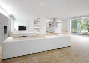 White Living Room Photos Modern Minimalist White Living Room Interior Architecture