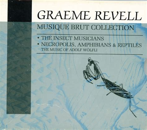 format cd musique graeme revell musique brut collection cd at discogs